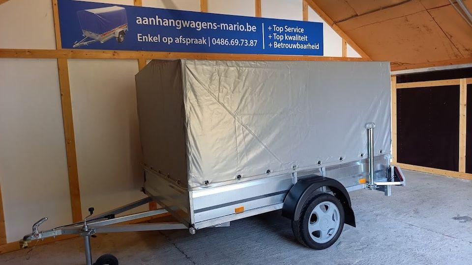 2021 Aanhangwagen / Trailer / Remorque / Remorca Enkel As L250xb150xh145